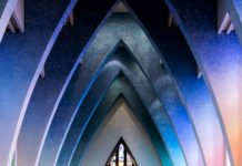 Photographer Thibaud Poirier Gives You A Sneak Peak Of The World's Modernist Churches